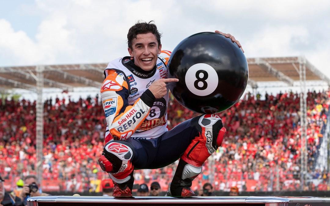 Desde su plato preferido a su canción favorita, ¿cómo ha cambiado Marc Márquez de 2010 a 2019?