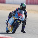 Triplete del Talent Team Estrella Galicia 0,0 en la European Talent Cup de Albacete