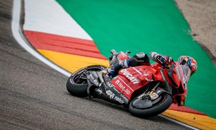 El equipo de Ducati llega a Asia para disputar el GP de Tailandia en Buriram