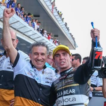Albert Arenas, Gaviota Ángel Nieto Team, Circuito de Buriram, KTM