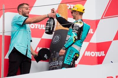 Dalla Porta gana en Motegi y el Leopard Racing se convierte en el mejor equipo de 2019