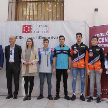 Presentación GP Comunidad Valenciana, Circuito Ricardo Tormo