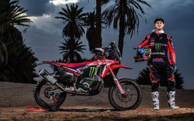 """Ricky Brabec: En Rally, todo cambia. Pero lo que cuenta es quién cruza la línea en primer lugar"""""""