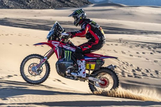 Ricky Brabec, Monster Energy Rally Team, Dakar 2020