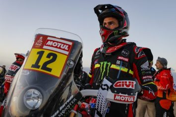 Joan Barreda, Monster Energy Rally Team, Dakar 2020