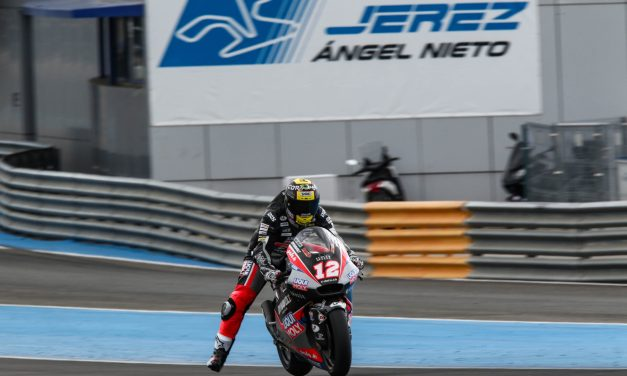 Finalizan los test oficiales del mundial de motociclismo para las categorías de Moto2 y Moto3