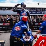 Debut increíble con victoria para Yamaha y  Razgatlioglu en Phillip Island