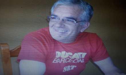 Paco Cueto, algo se muere en el alma cuando «un hermano» se va
