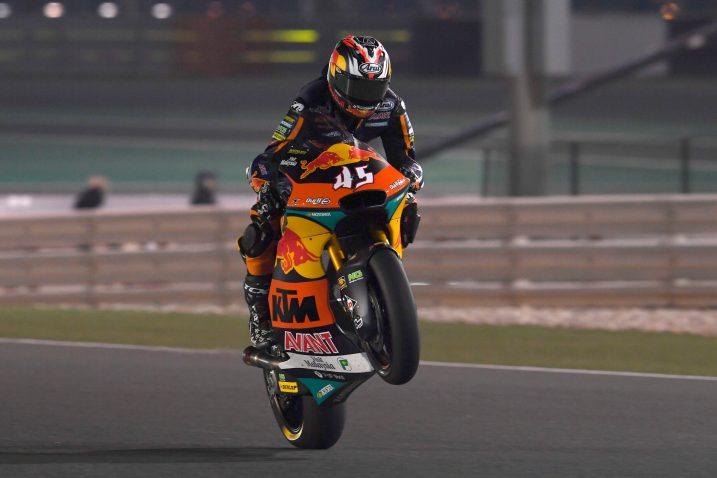 Tetsuta Nagashima, Qatar Moto2, 6 March 2020