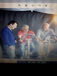 Albert Rusinés, Paco Cueto, Bartolo Del Amor