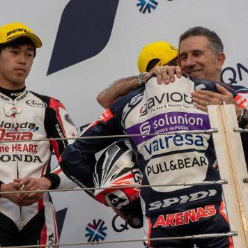 Albert Arenas, Qatar, Aspar Team