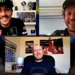 Entrevista exclusiva Maverick Viñales y Valentino Rossi