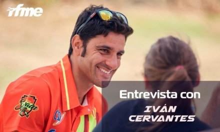 Vídeo entrevista: Iván Cervantes nos pone al día