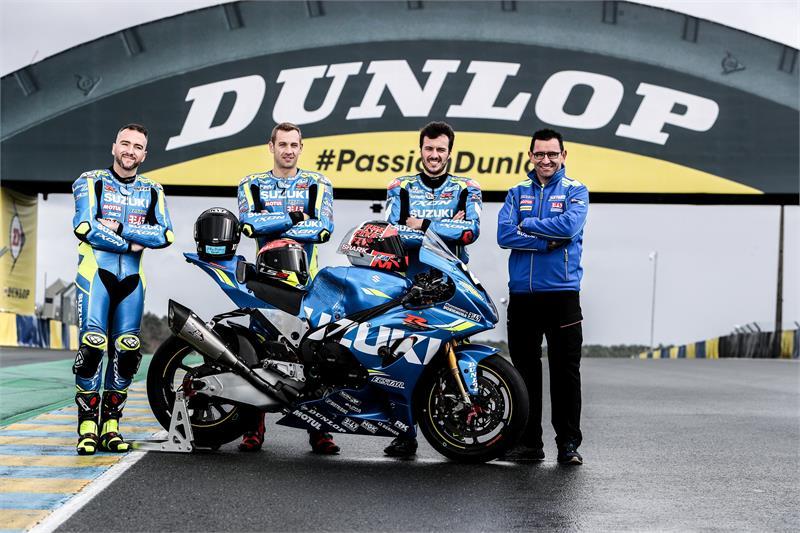 Endurance Racing Team (SERT) Suzuki