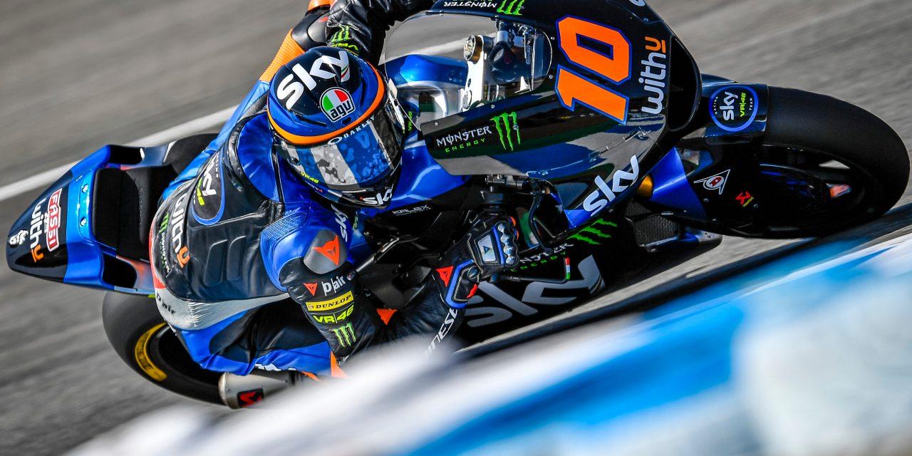 Moto2 Jerez, fantástica victoria de Luca Marini (Sky Racing Team VR46)