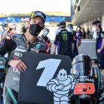 Primera pole position de MotoGP 2020 para Fabio Quartararo