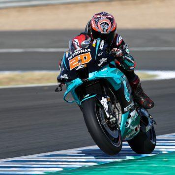 Fabio Quartararo, Circuito de Jerez Ángel Nieto, MotoGP, @yiyodorta, @teammotofans