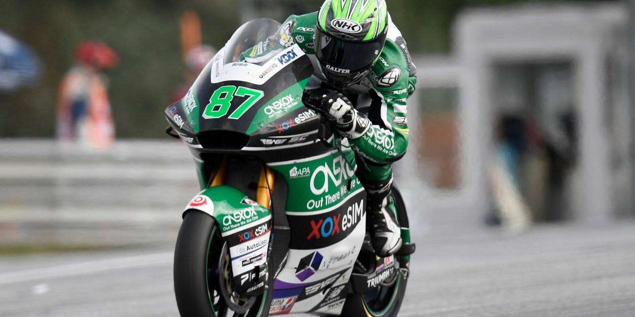 Moto2, Portimao: victoria para Remy Gardner y título para Enea Bastianini