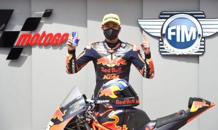 Raúl Fernández logra la segunda pole consecutiva en el GP de Austria