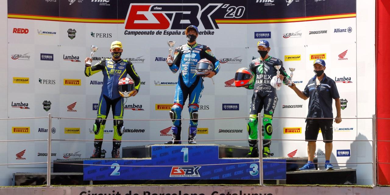 El Circuit se despide del Campeonato de España de Superbike a lo grande