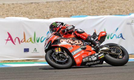 Circuito de Jerez Ángel Nieto, Scott Redding (Ducati) consigue su segunda victoria del fin de semana