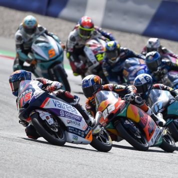 Albert Arenas, Circuiti de Spielberg, Valresa Aspar Team, @yiyodorta, @teammotofans, Moto3