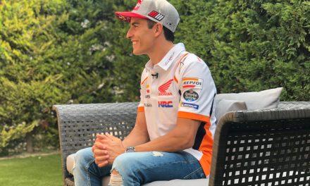 """Marc Márquez: """"Lo que peor llevo es un fin de semana de Gran Premio, es cuando me salen las ganas y el ansia de volver"""""""