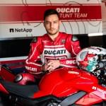 Revolución en el Ducati Stunt Team 2021… Nueva Ducati Streetfighter V4 S