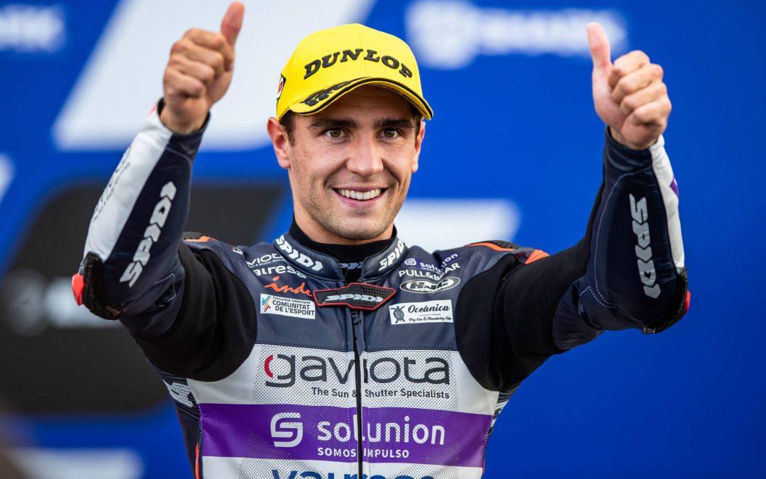 Albert Arenas dará el salto a Moto2 con el Aspar Team