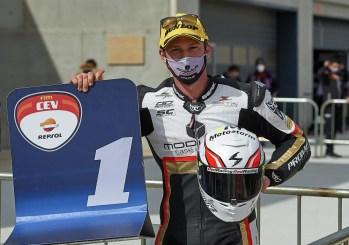 Alessandro Zaccone, FIM CEV Repsol, Circuito de Motorland Aragón, @yiyodorta, @teammotonfans