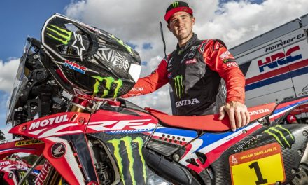 Monster Energy Honda Team: defendiendo el número 1 en el Rally Dakar 2021