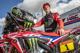 Ricky Brabec, Monster Energy Honda Team, Dakar 2021