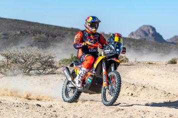 Toby Price - Red Bull KTM Factory Racing - 2021 Dakar Rally Stage One