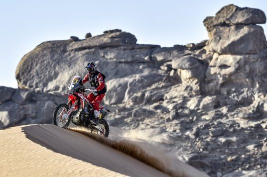 Joan Barreda, Monster Energy Honda Team, Dakar21