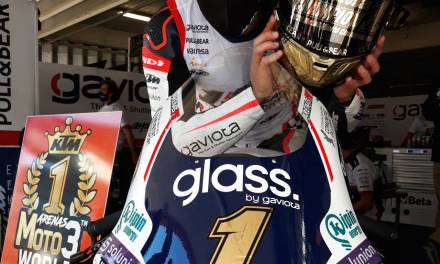 Albert Arenas: quince Grandes Premios, un título mundial