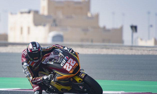 Sam Lowes encabeza los test de Qatar para terminar la pretemporada