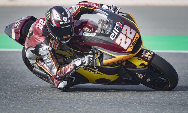 El británico Sam Lowes lo gana todo: pole, victorias y liderato de Moto2