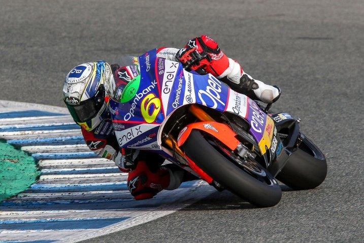 María Herrera, Circuito de Jerez Ángel Nieto