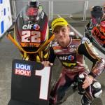 Triunfo y liderato para el favorito de la categoría de Moto2 Sam Lowes