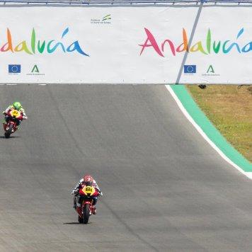 Campeonato de España ESBK, Circuito de Jerez Ángel Nieto, Jordi Torres