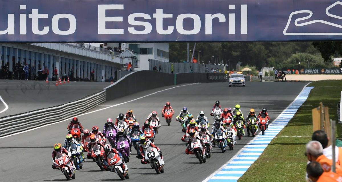 Emocionante arranque del FIM CEV Repsol 2021 en Estoril