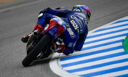 Fallece Jason Dupasquier piloto suizo de Moto3