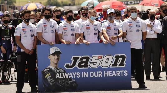 Homenaje Jason