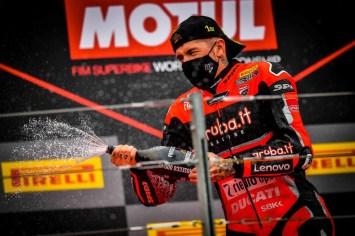 Scott Redding, Circuito de Motorland Aragón