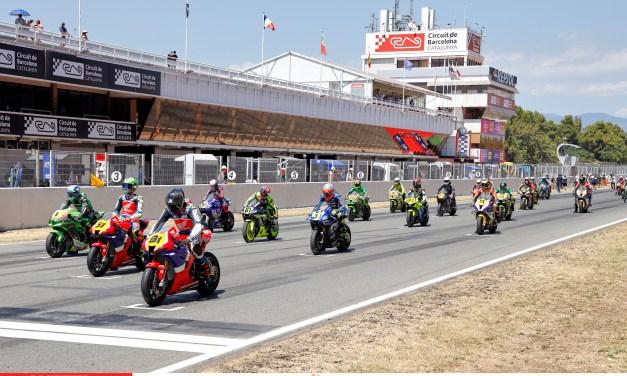 Jordi Torres arrasa en su paso por el Circuit con el ESBK