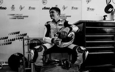 Fallece Hugo Millán tras el grave accidente en la ETC