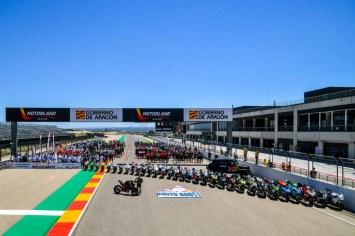 Motostudent Petrol, Circuito de Motorland Aragón