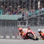 El equipo Repsol Honda, listo para el Gran Premio de Aragón