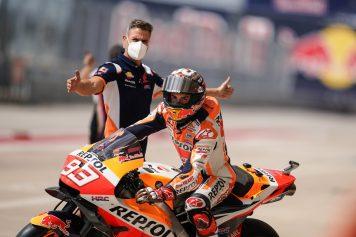 Marc Márquez. HRC, Honda Repsol Racing, Circuito de Austin (Texas), MotoGP, @yiyodorta, @teammotofans, #PacoCueto
