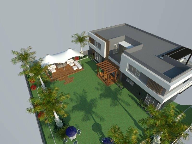 lawn landscape architecture